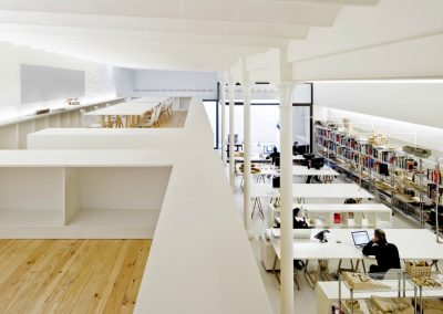 Calle Mallorca – Renovation Office Space Barcelona