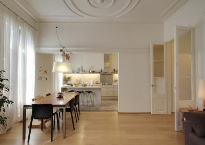 Torrijos Street – Home Renovation Barcelona