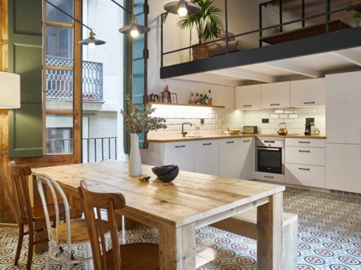 Rosic Street – Home Renovation Barcelona