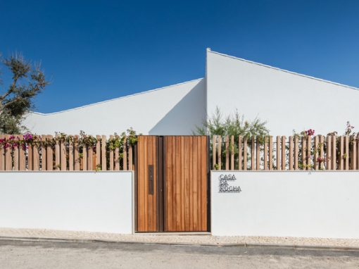 Casa Da Rocha – Construction Single Family Home Portugal